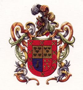 Helguera Coat of Arms